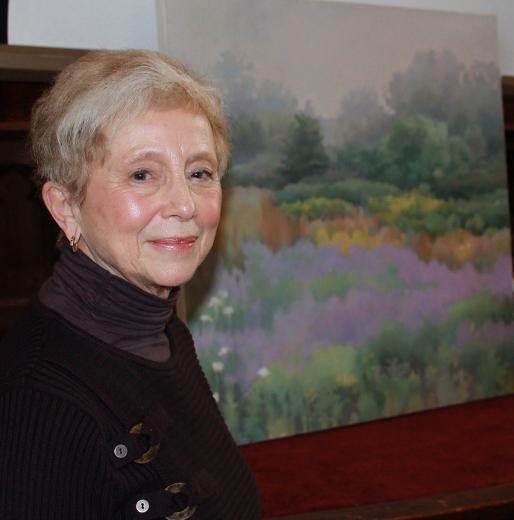 Artist Jane Hunter
