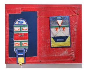 old south 42×54 Sail fabric, sail bag, rope 2016